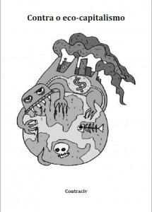 contra o eco-capitalismo - capa